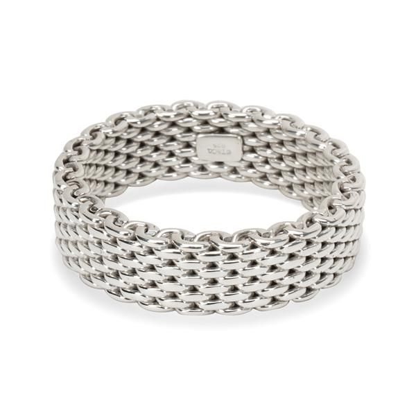 Tiffany & Co. Men's Somerset Ring in Sterling Silver