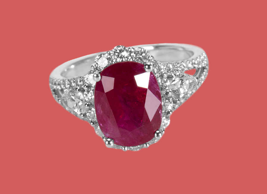 Shop Ruby Jewelry