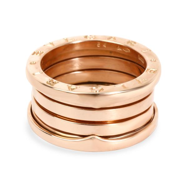 Bulgari B Zero 1 Ring in 18K Rose Gold