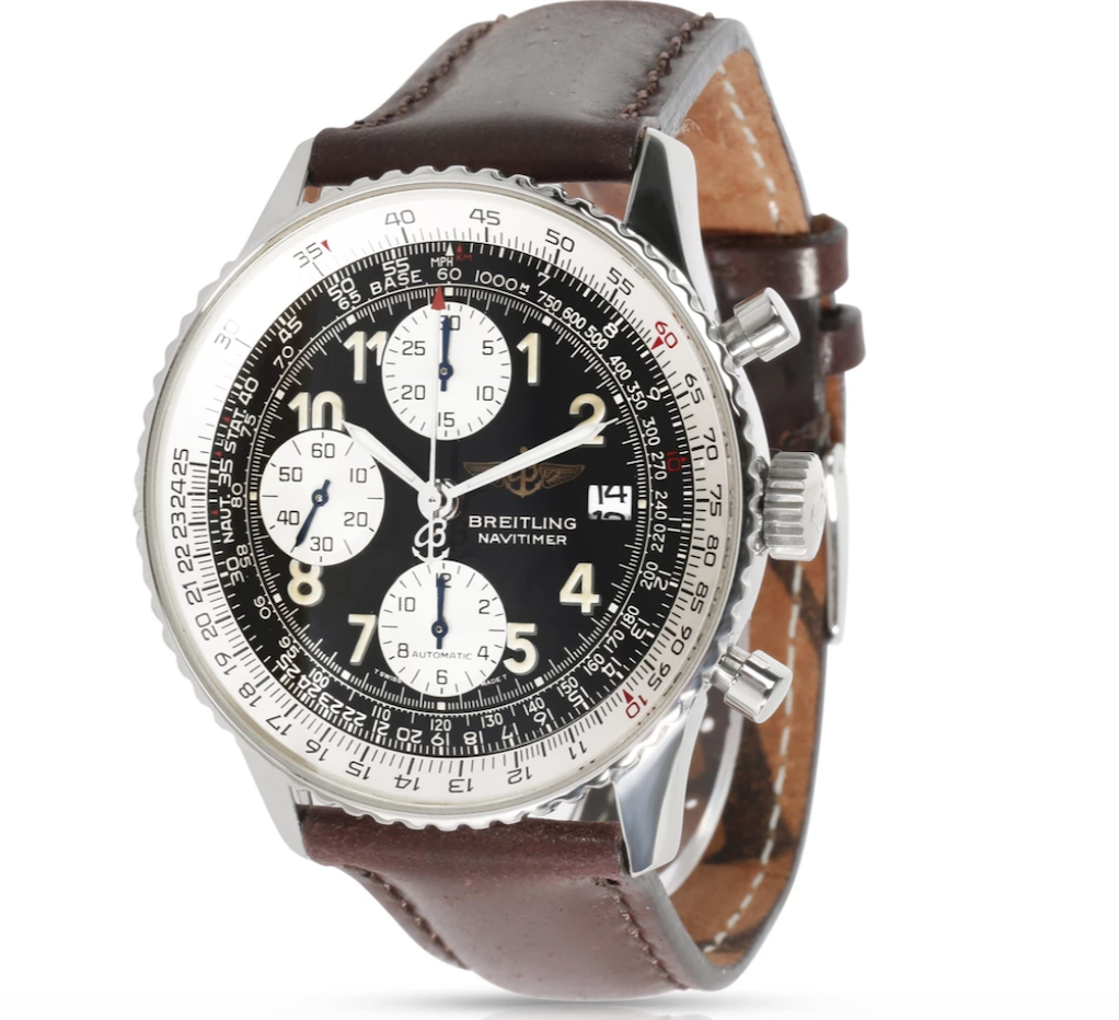 Breitling Old Navitimer A13022 Men's Watch in Stainless Steel