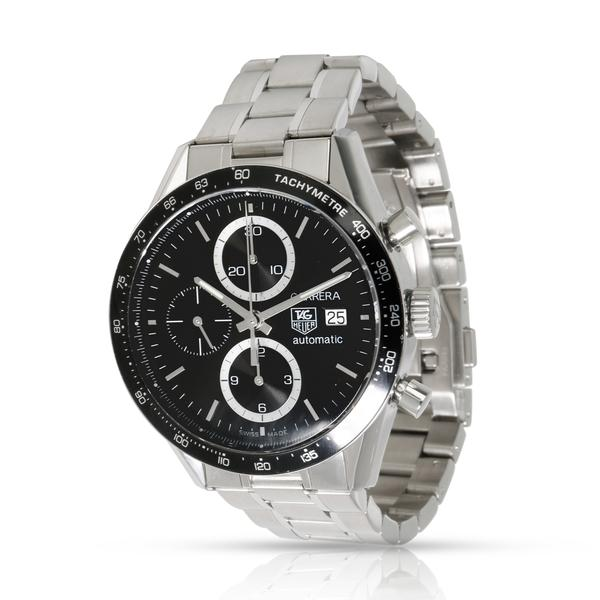 7. Best entry level luxury sports watch: Tag Heuer Carrera