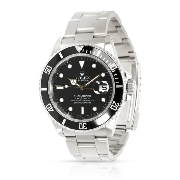 3. Best entry level luxury all-around watch for men: Rolex Submariner