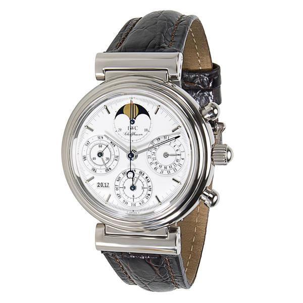 1. Best entry level luxury dress watch for men: IWC Da Vinci