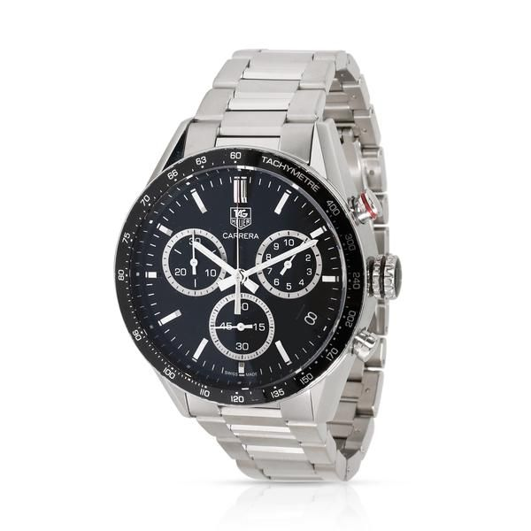 Tag Heuer La Carrera Panamericana CV1A10.BA0799 Men's Watch in Stainless Steel