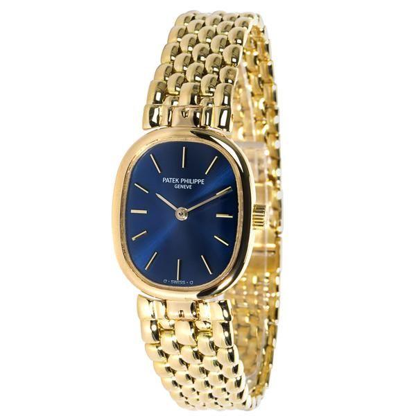 Patek Philippe Ellipse 4564/1 Women's Watch in 18K Yellow Gold