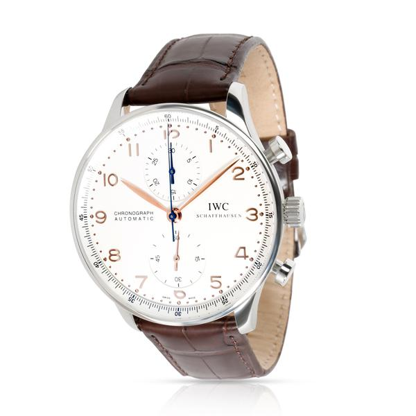 IWC Portuguese IW371401 Men's Watch in Stainless Steel