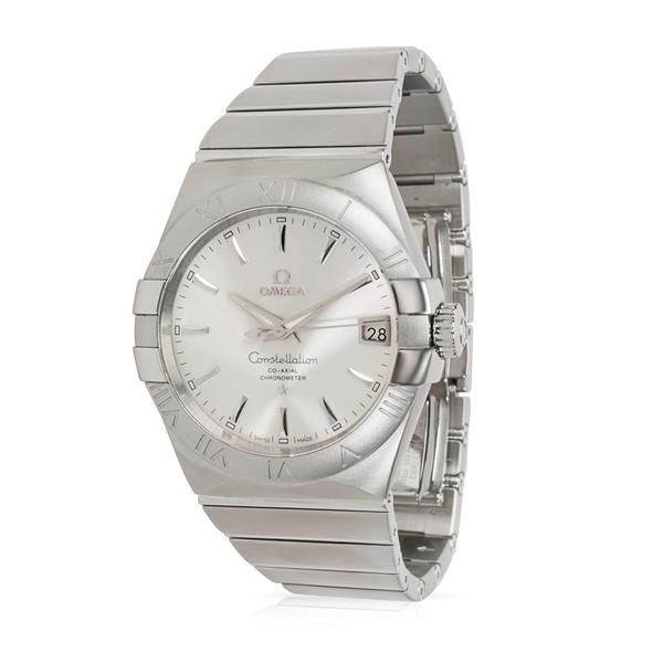 Omega Constellation 123.10.38.21.02.001 Men's Watch in Stainless Steel
