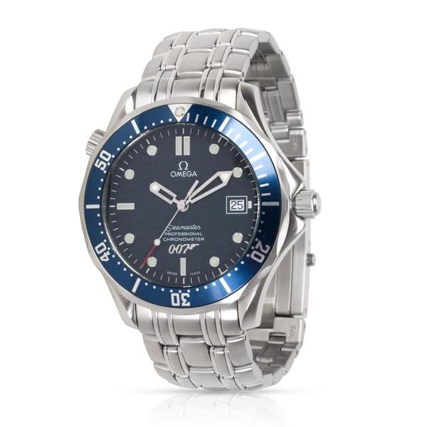 Omega Seamaster 300M James Bond 2537.80.00 Men's Watch in Stainless Steel