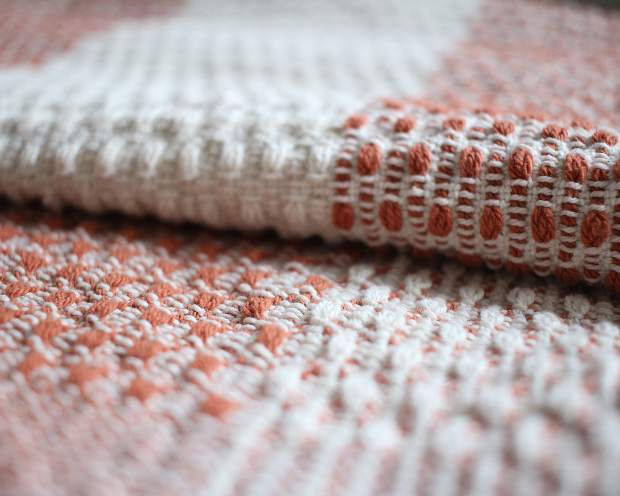 Free Pattern to Weave a Droppdräll Bath Towel with Arianna Funk