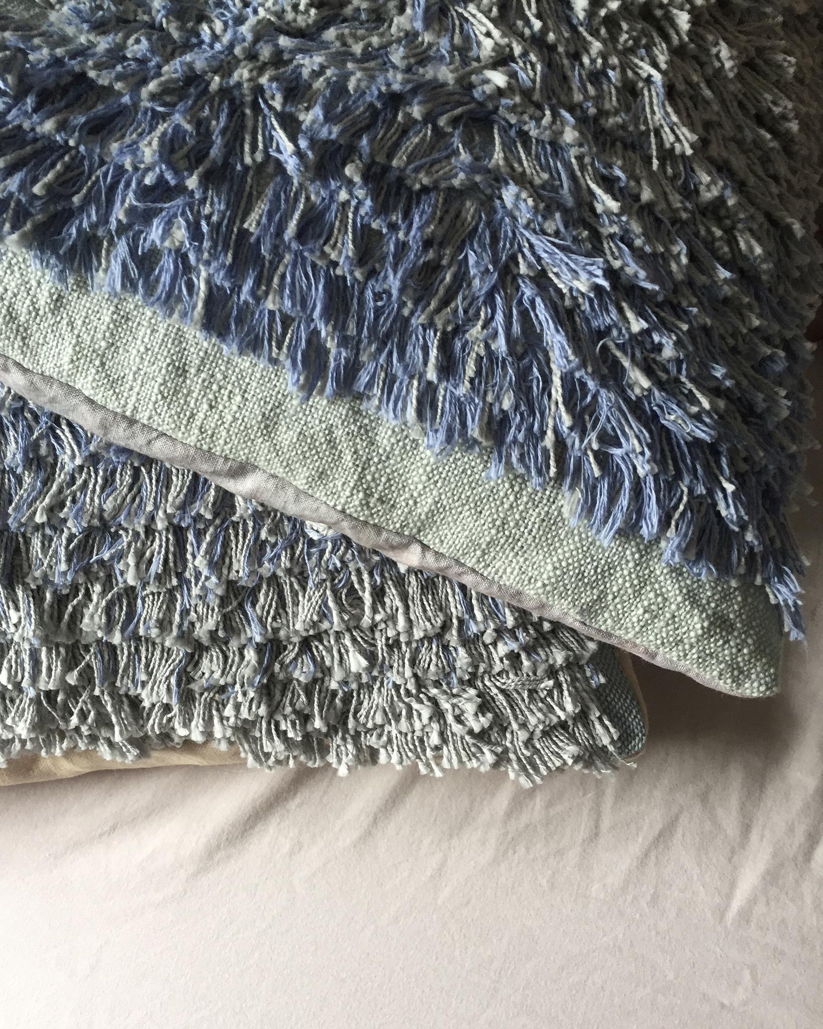 Handwoven Gosling Pillows