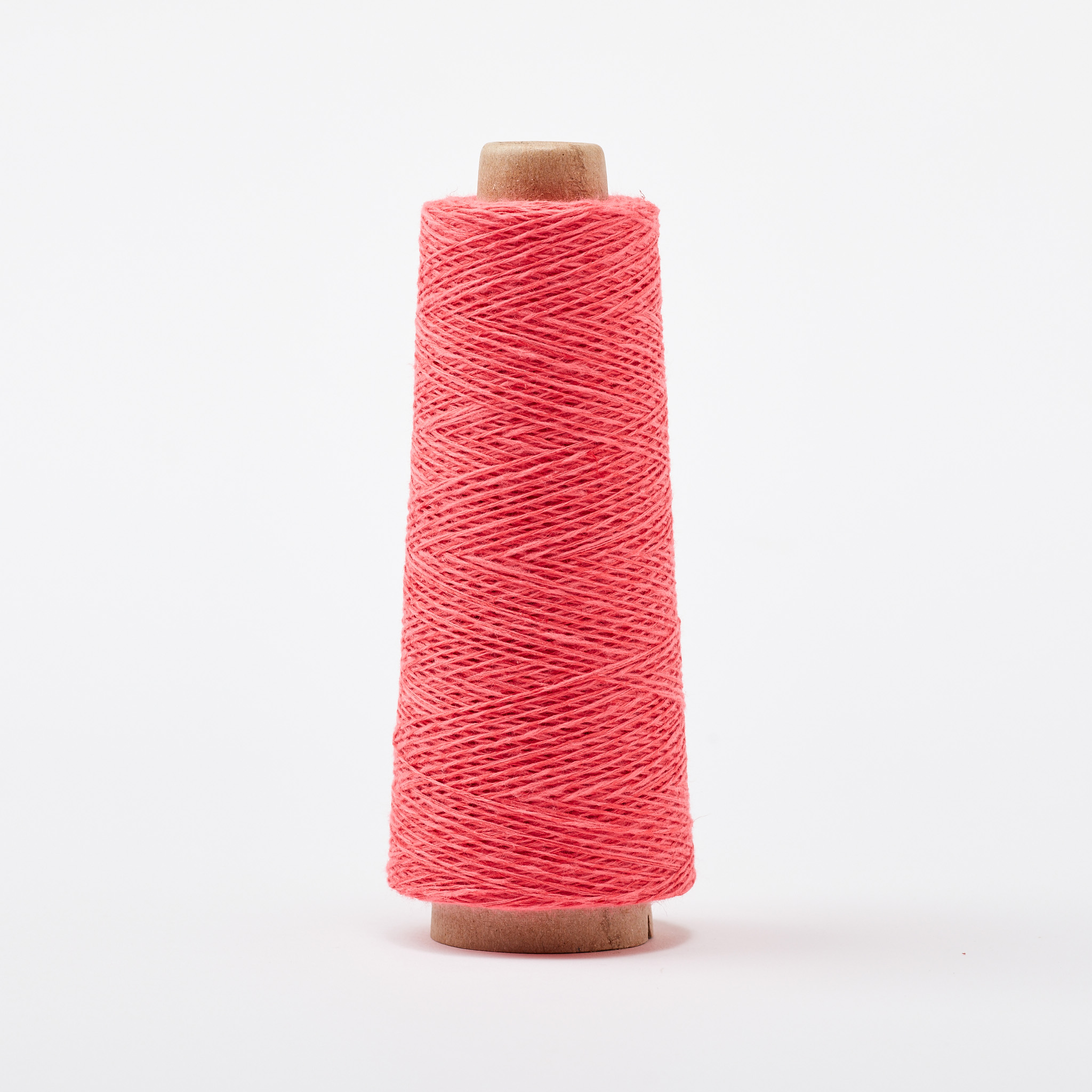 Duet Cotton/Linen Weaving Yarn Coral