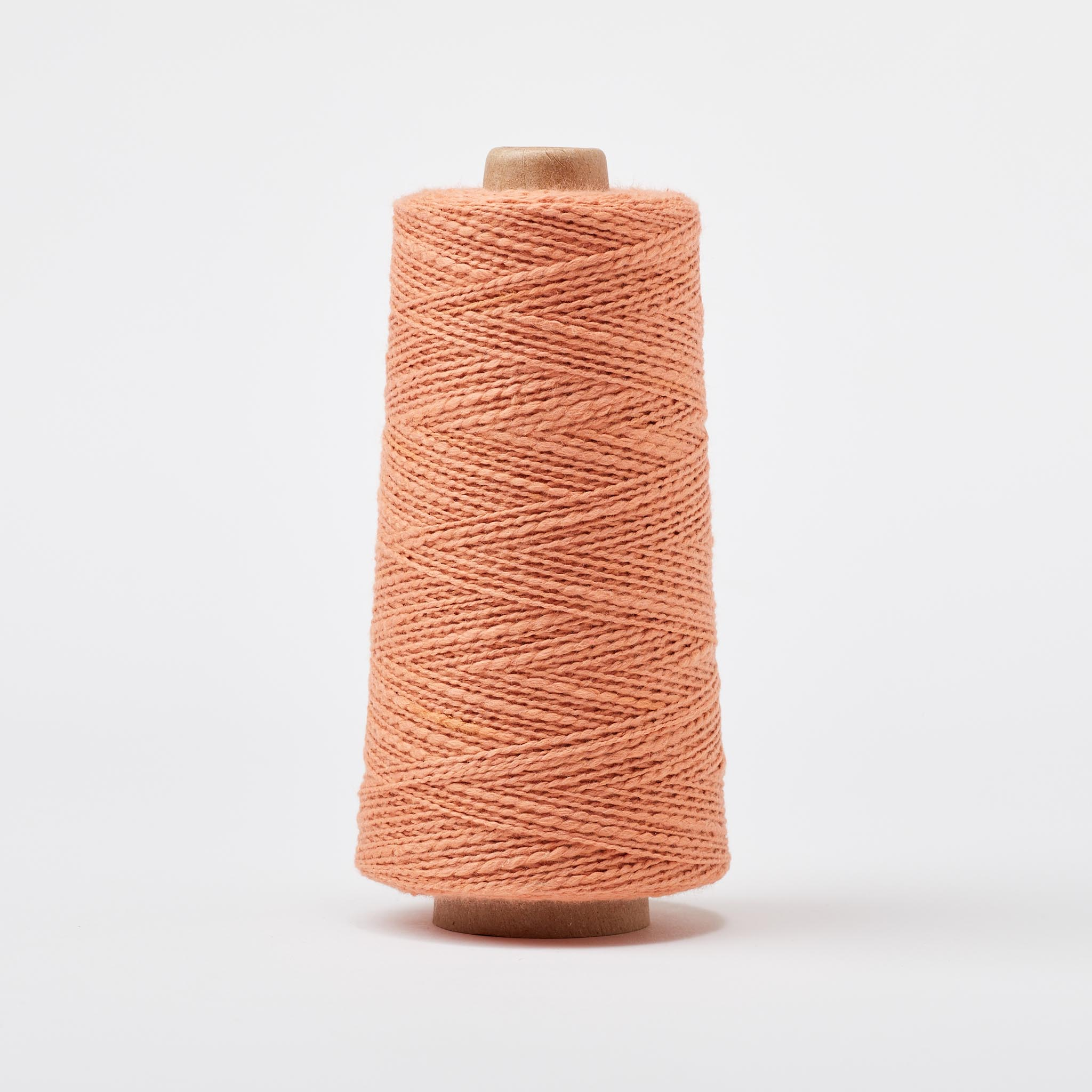 Mallo Cotton Slub Weaving Yarn Spice