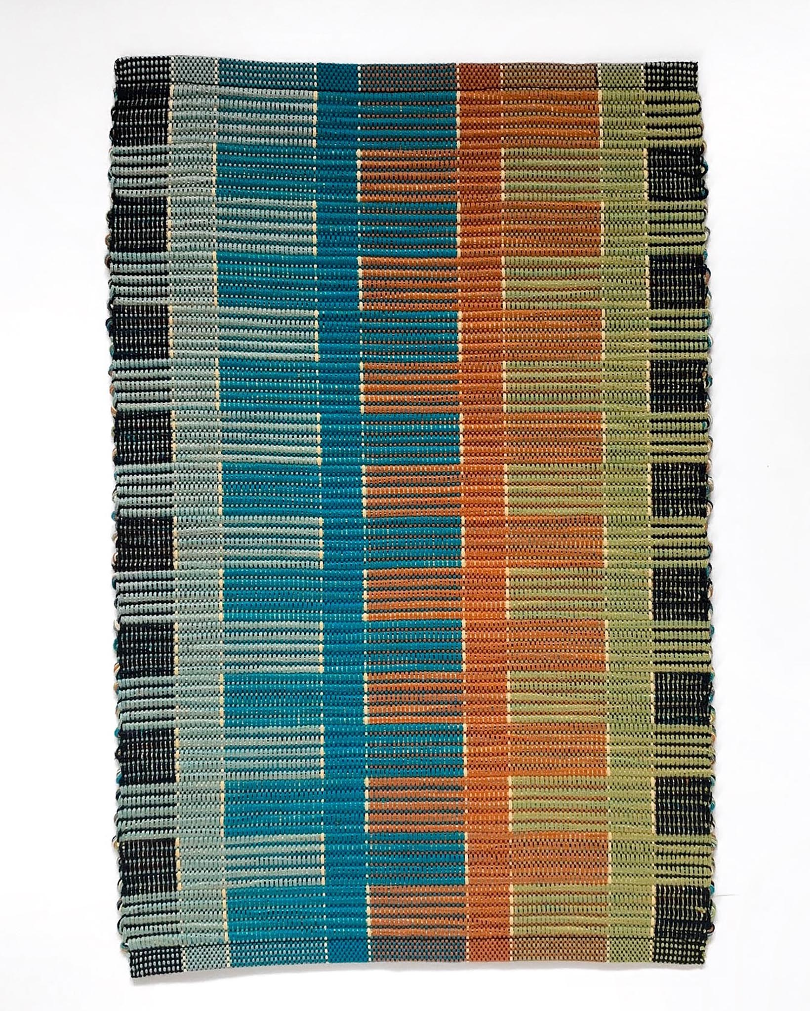 Cotton Rep Weave Placemats Weaving Pattern
