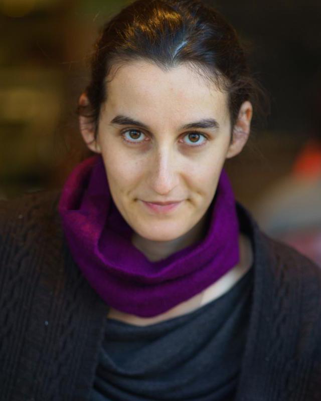 Sarah Resnick GIST: Yarn and Fiber