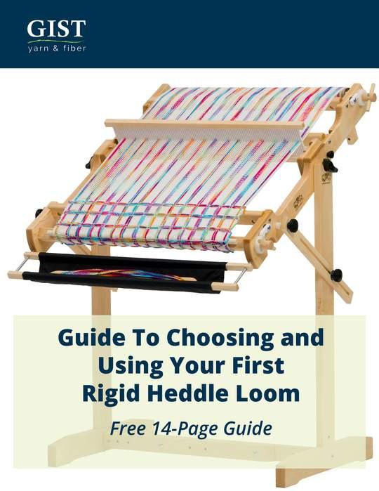 Rigid Heddle Weaving Starter Pack