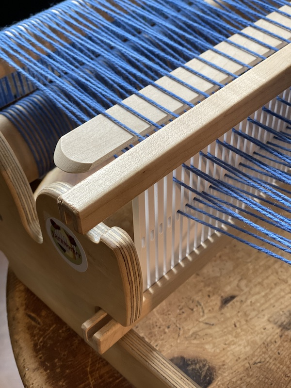 How to Weave with Pick-Up Sticks on a Rigid Heddle Loom by Liz Gipson