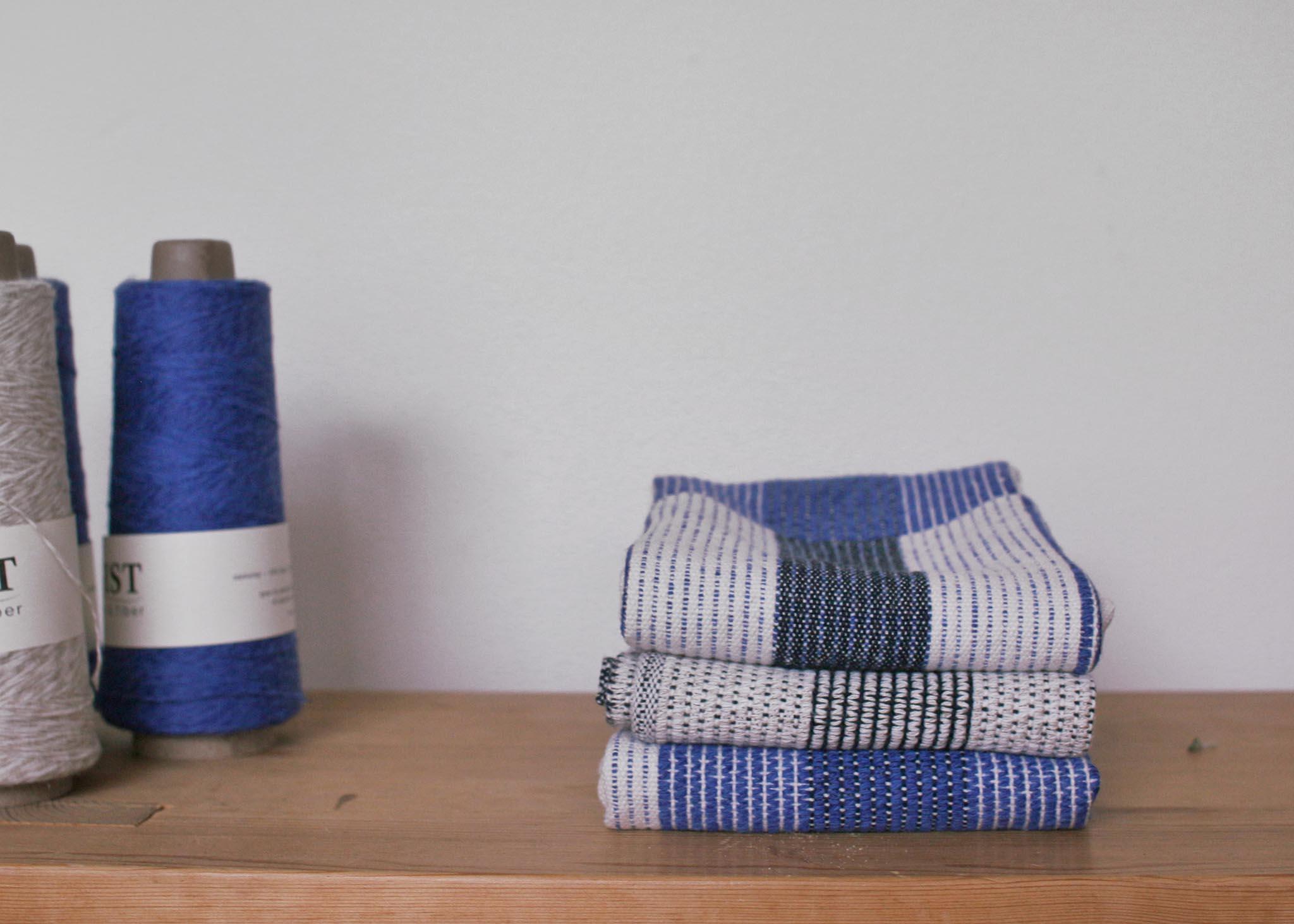 Yarn for Handwoven Halvdräll Towels