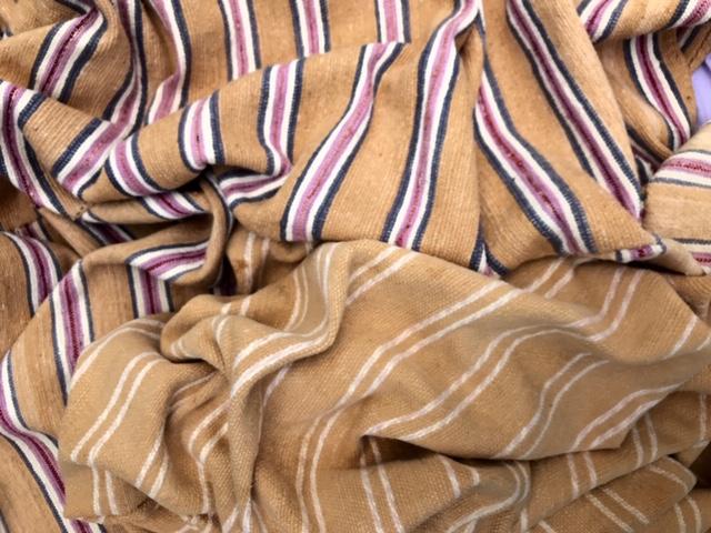 Sharon Donnan Acadian Brown Cotton