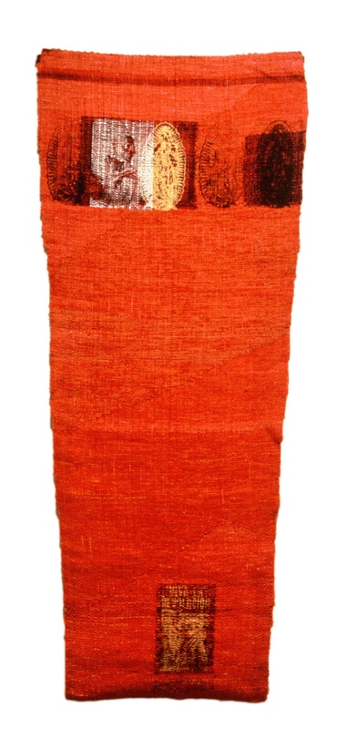 Consuelo Jimenez Underwood weaving