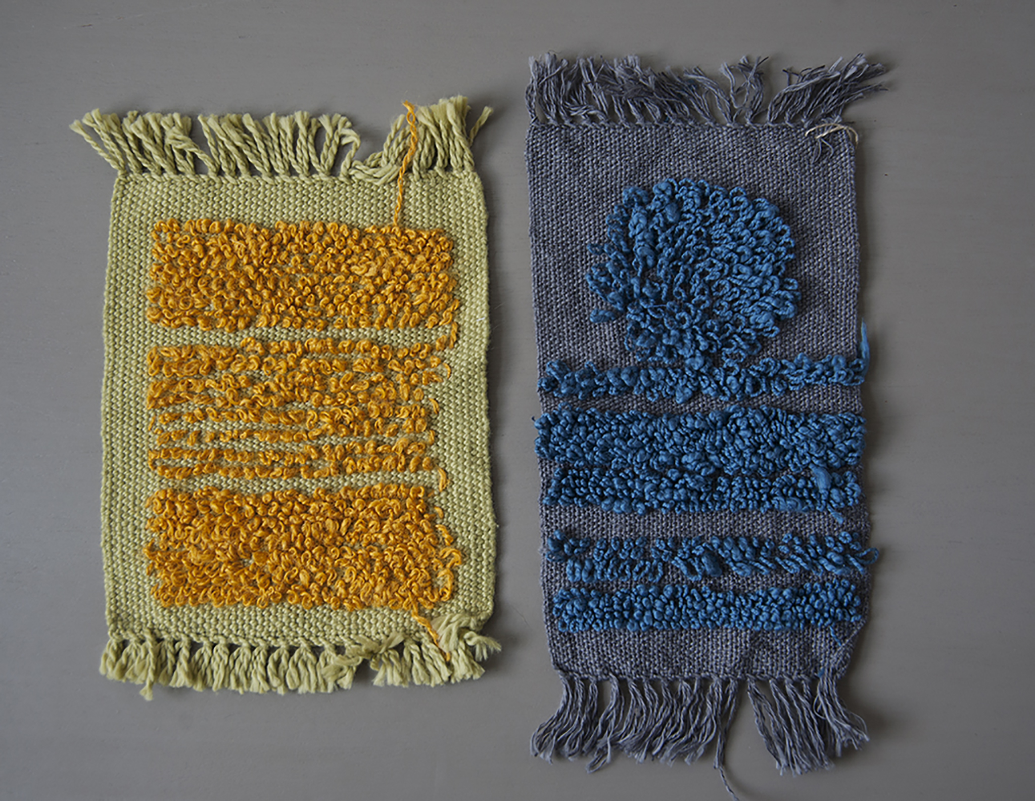 Tips for Weaving Samples