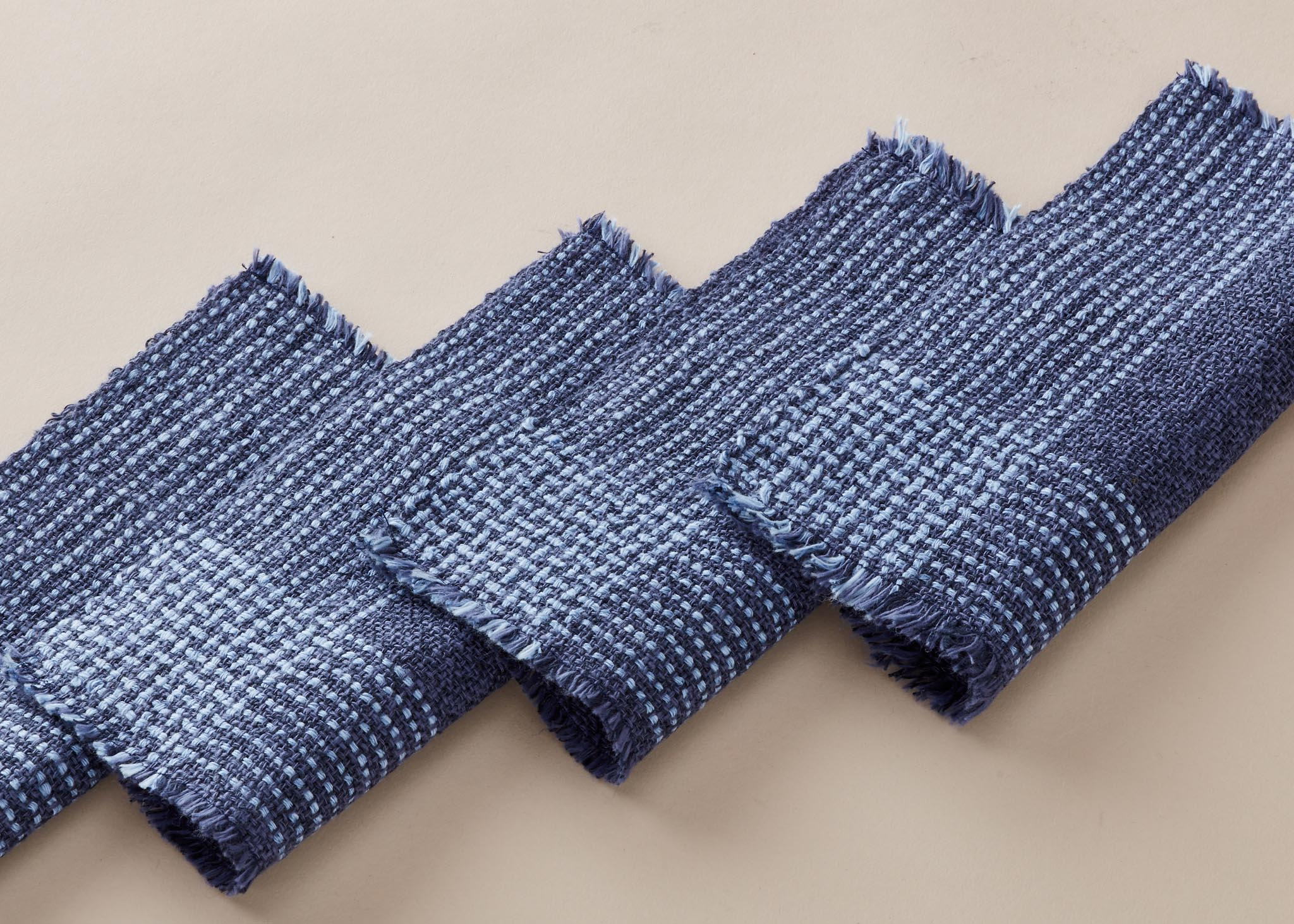 Free Rigid Heddle Weaving Pattern Color and Weave Napkins