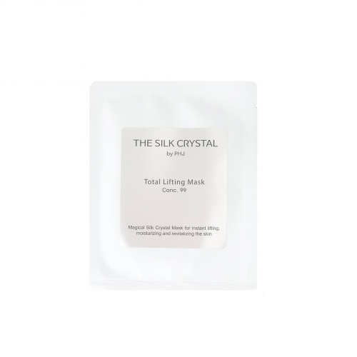 Best Korean Sheet Mask - The Silk Crystal Toal Lifting Mask