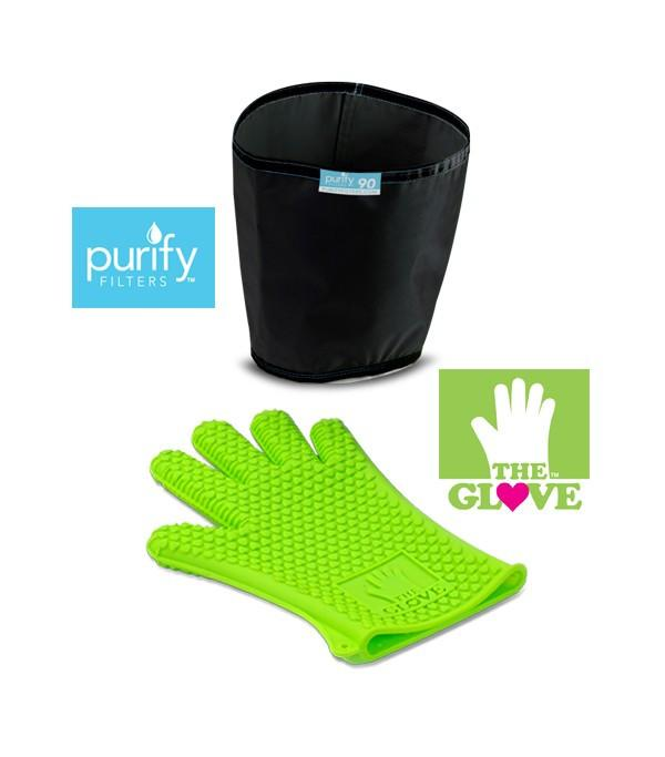 Magic Butter Love Glove And Purify Bag