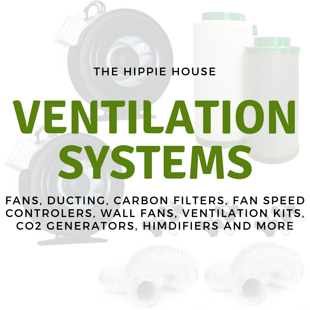 Indoor Grow Room Ventilation Systems