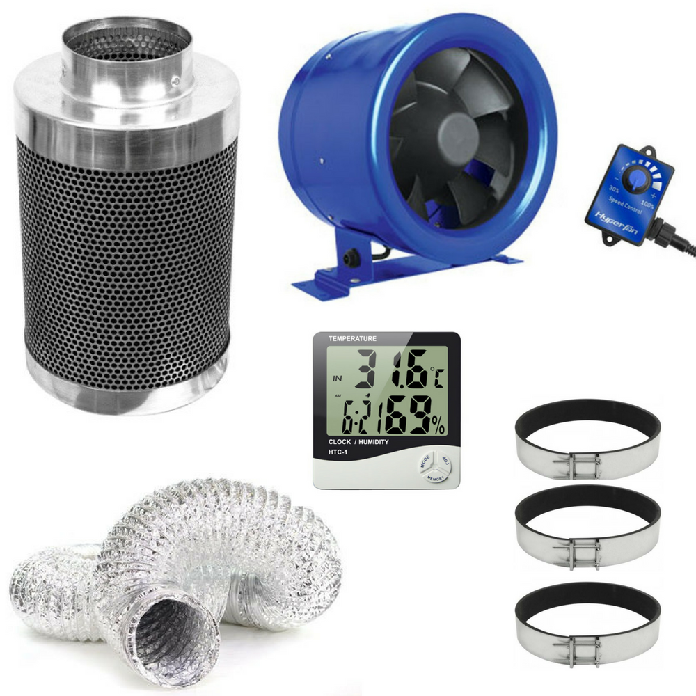High Quality Ventilation Kit For Hydroponics