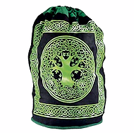 Tree Of Life Hippie Draw String Bag