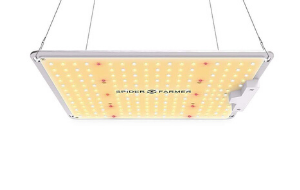Spider Farmer Dimmable Full Spectrum LED Grow Light