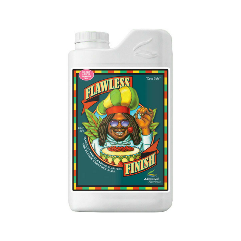 Flaw Less Finish  By Advanced Nutrients