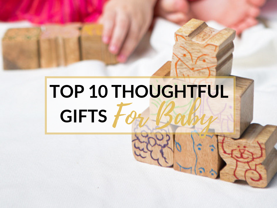 Top Thoughtful Christmas Gifts for New Baby