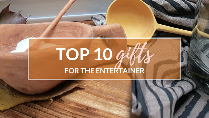 Top 10 Gifts for the Host