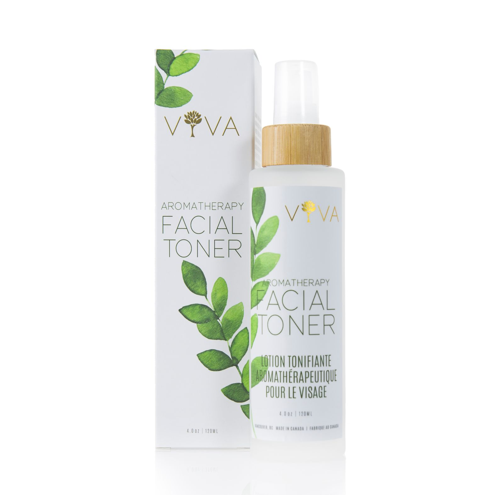 Viva Organics Aromatherapy Facial Mist