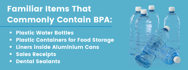 bpas are in many household items