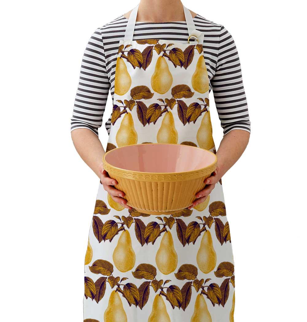Küchenschürze Birne