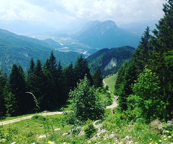 Bayern Berge