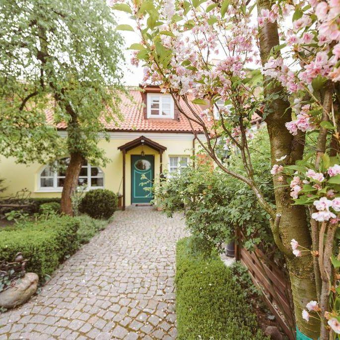 Secret Garden - Hotel in der Altstadt von Vilnius