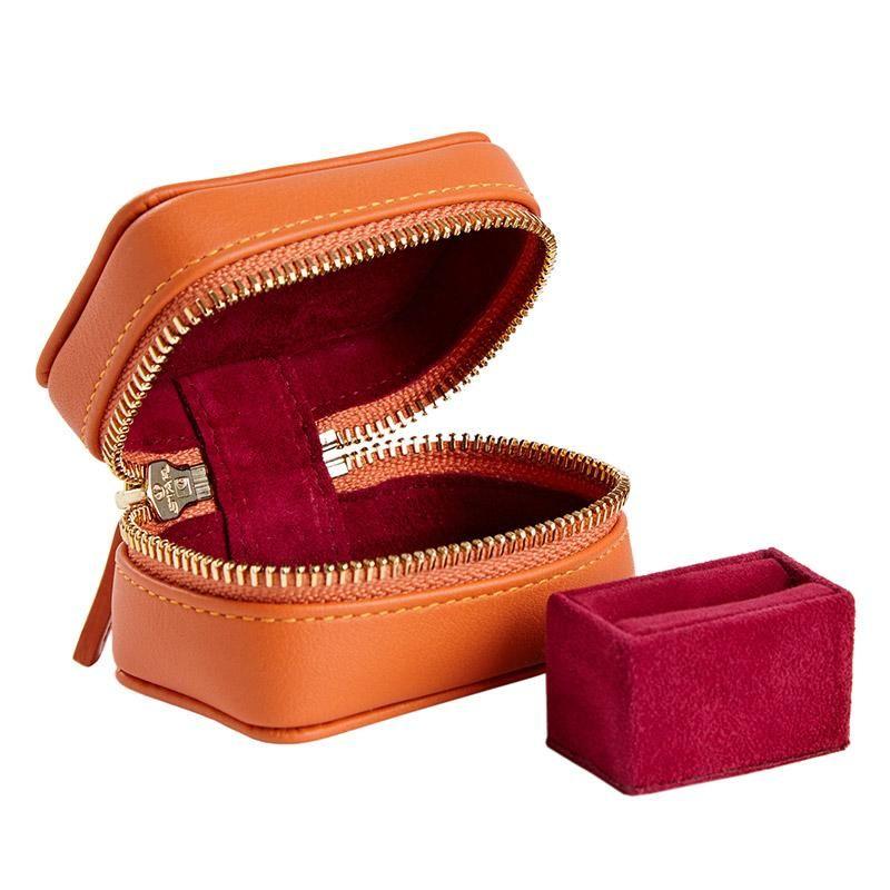 Dutch orange and royal red - Stow London Schmucketui