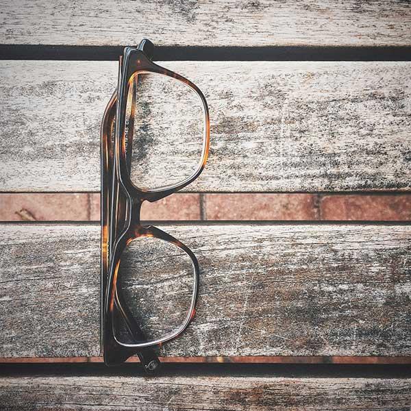 Hornbrille