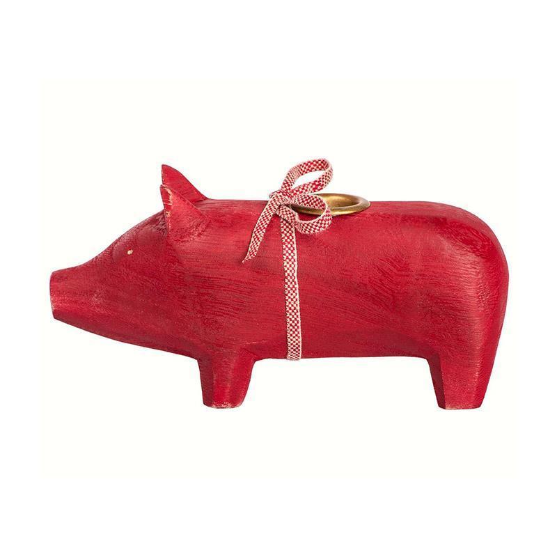 Holzschwein Maileg
