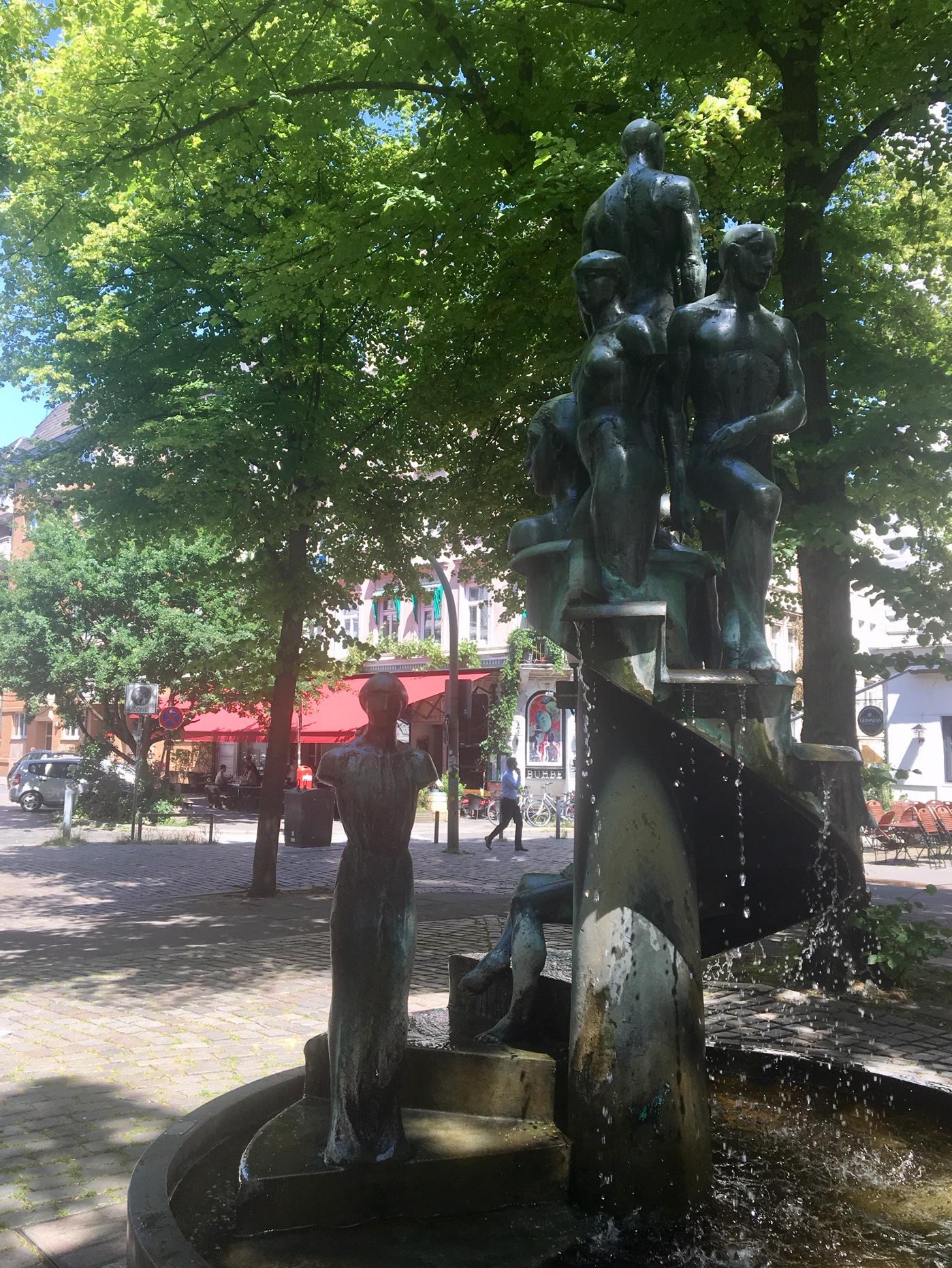 Großneumarktbrunnen