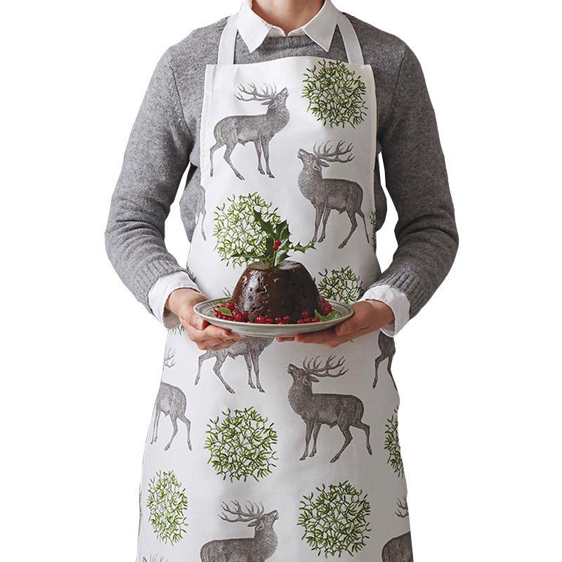Küchenschürze Hirsch