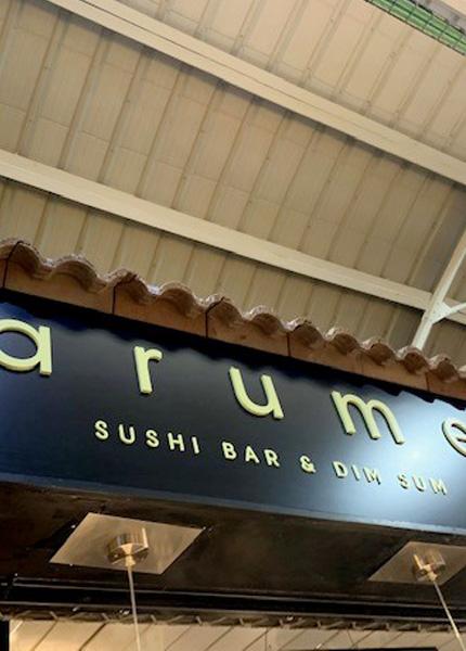 Arume Sushi Bar & Dim Sum