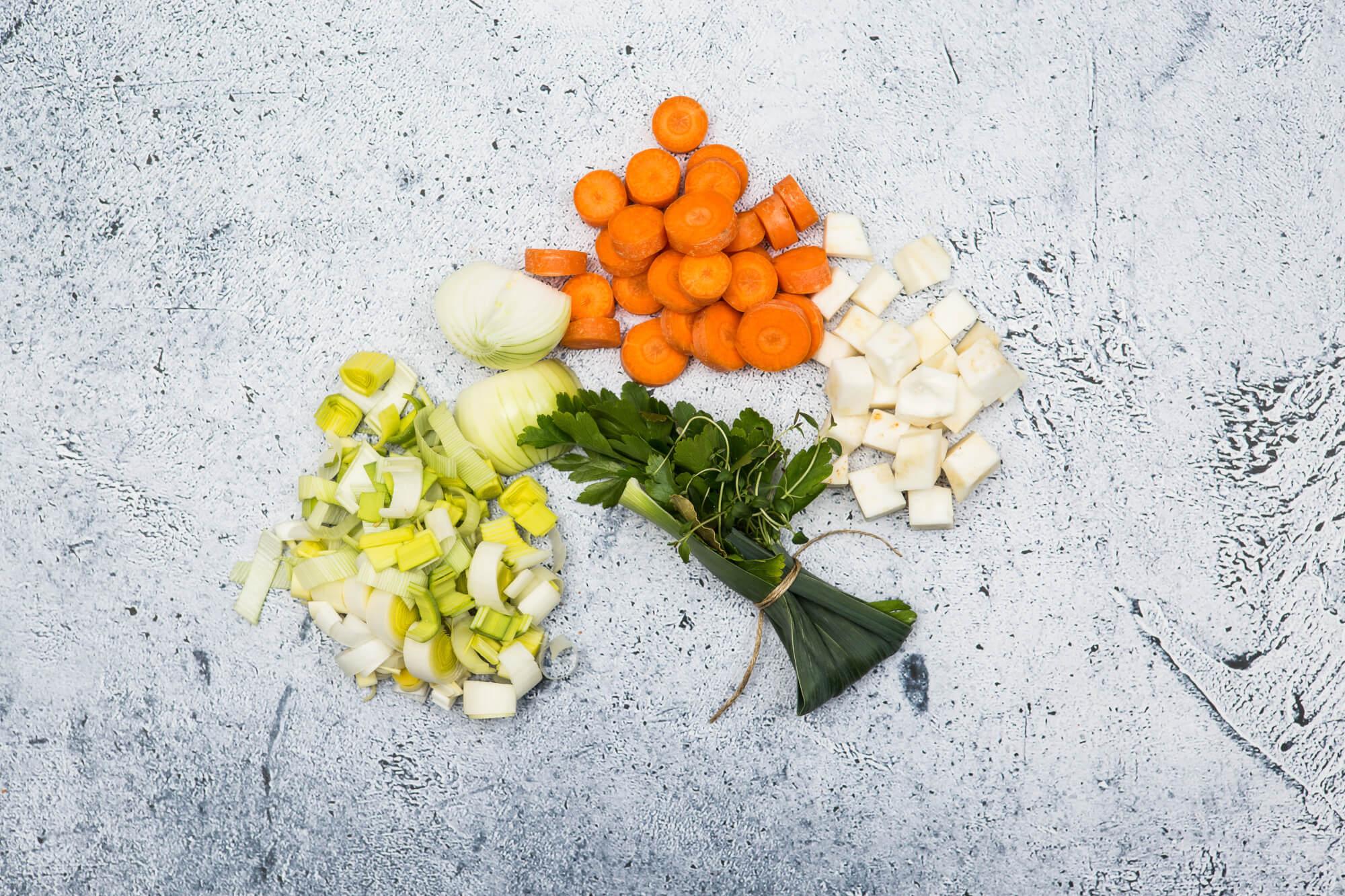 Grønnsakskraft