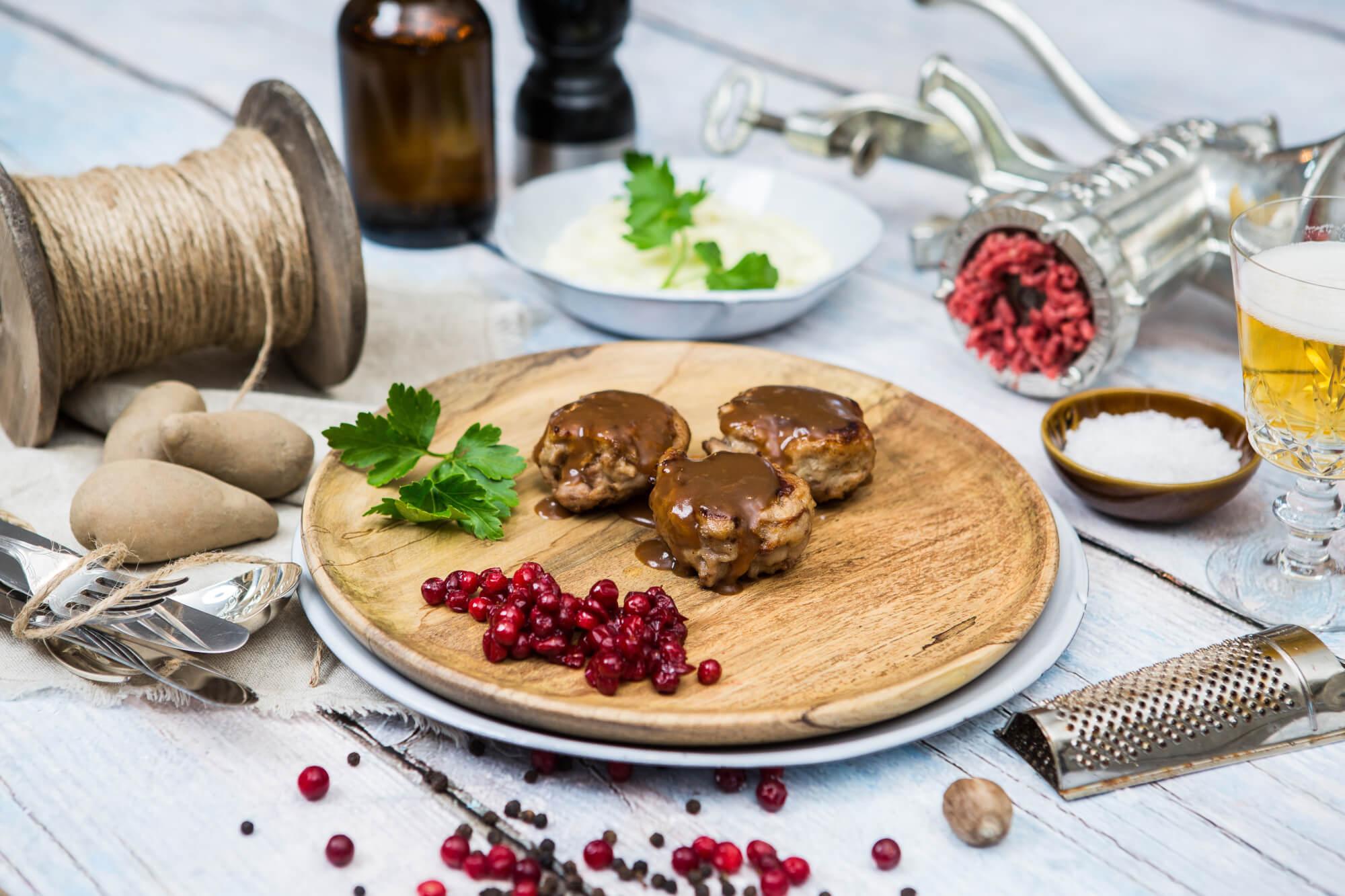 Hvordan bevare kjøttkverna?