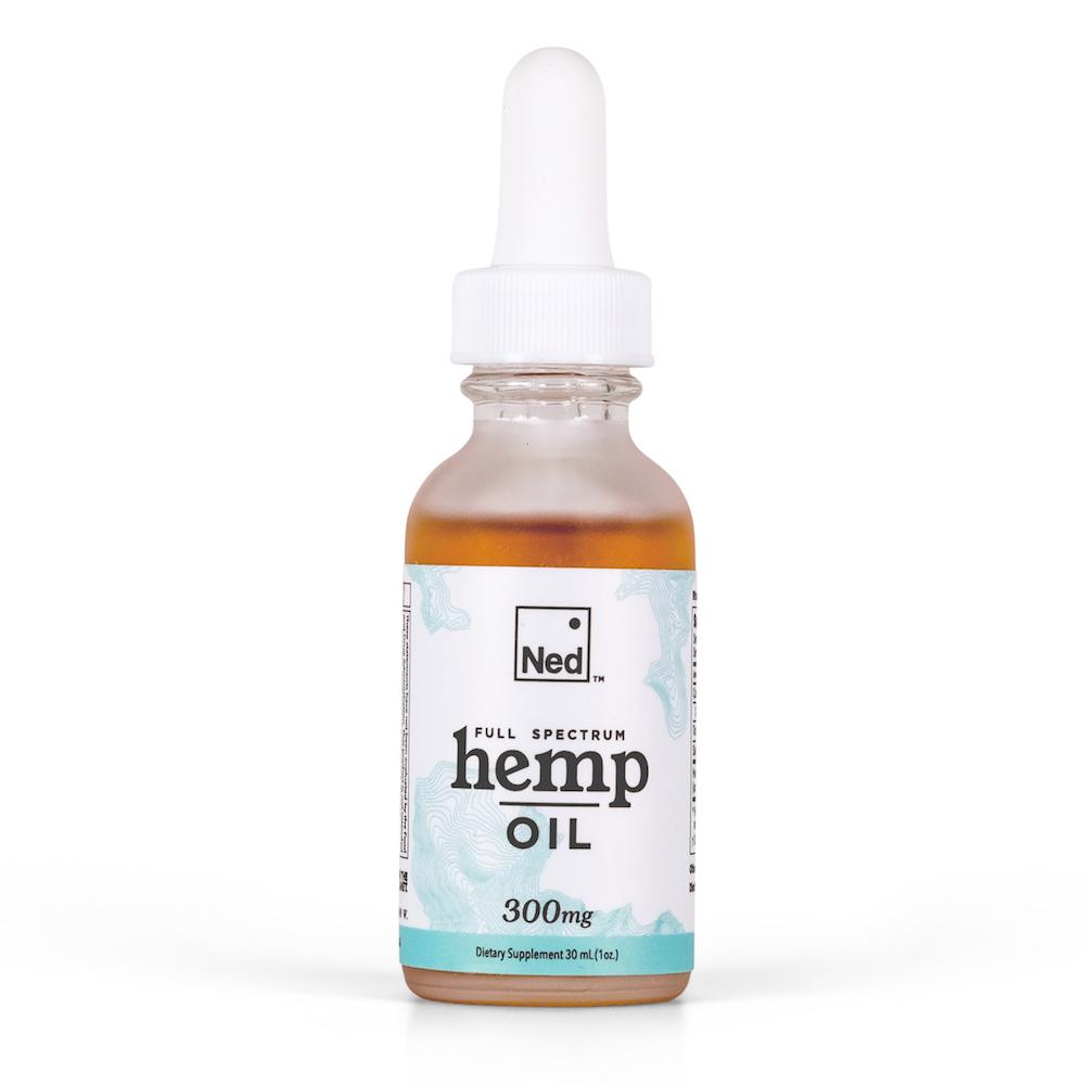 300mg Ned full spectrum hemp oil
