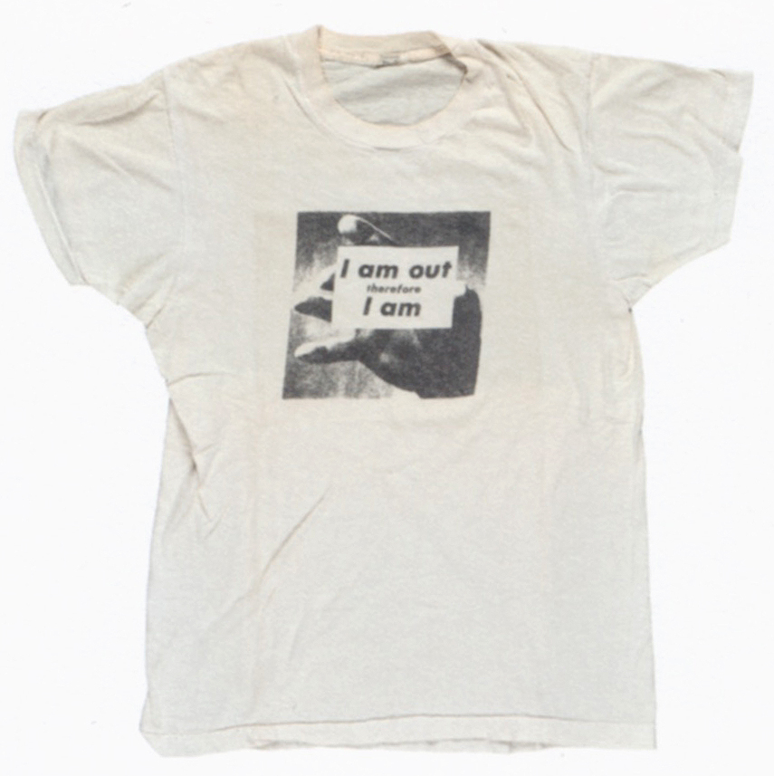 T-Shirts made for Christopher Street West (L.A.) parade 1976