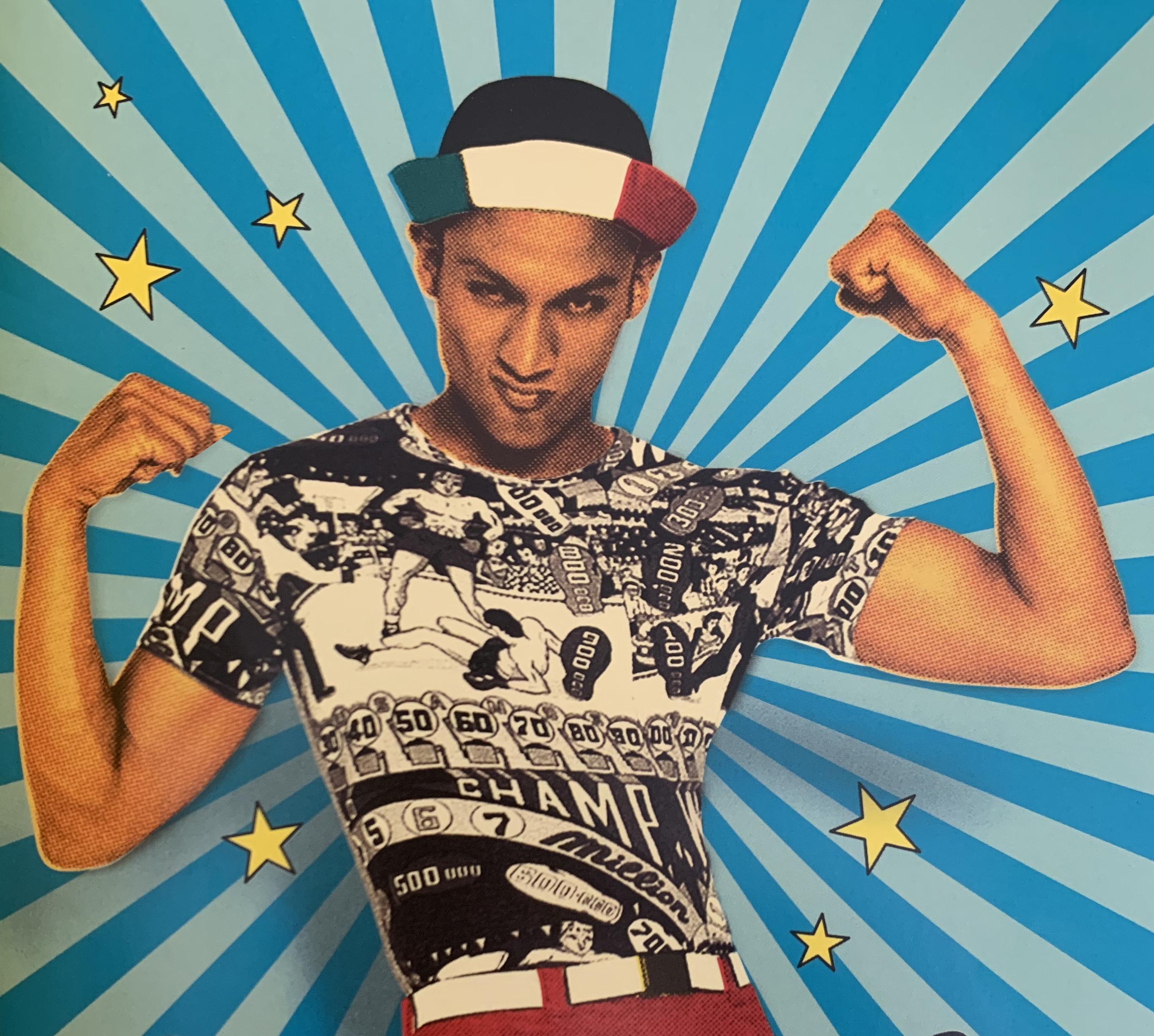 Javier Figueroa / Pansy Beat 1990